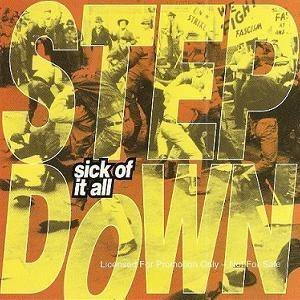 Sick of It All - Step Down
