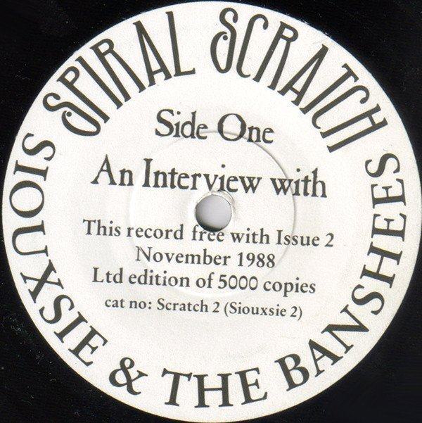Siouxsie  The Banshees - An Interview With Siouxsie & The Banshees