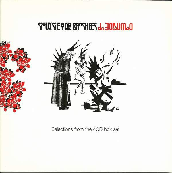 Siouxsie  The Banshees - Downside Up - Selections From The 4CD Box Set
