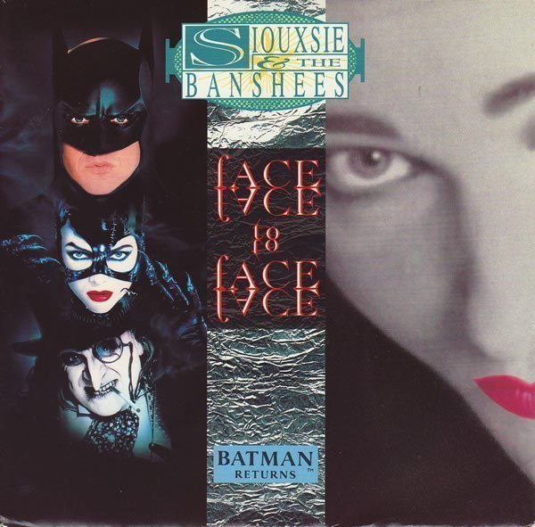Siouxsie  The Banshees - Face To Face