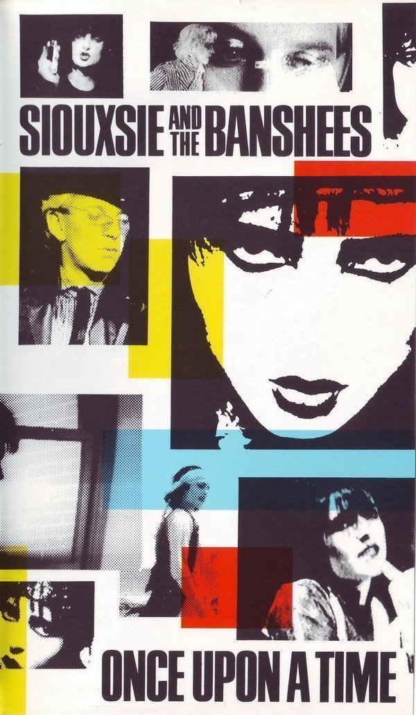 Siouxsie  The Banshees - Once Upon A Time