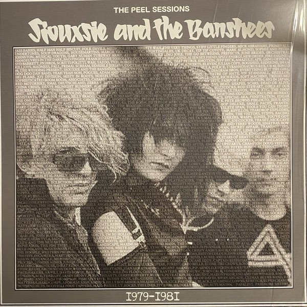 Siouxsie  The Banshees - The Peel Sessions 1979-1981
