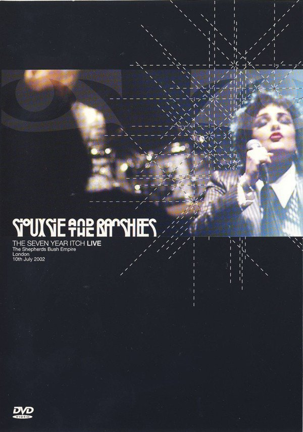 Siouxsie  The Banshees - The Seven Year Itch Live