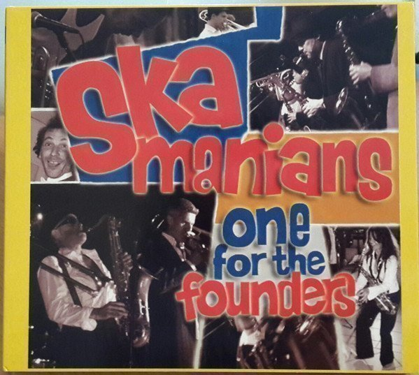 Skamanians - One For The Founders