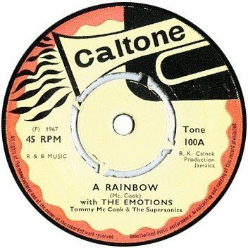 Skatalites - A Rainbow / Just You And I