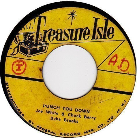 Skatalites - Cotton Tree / Punch You Down