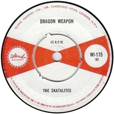 Skatalites - Dragon Weapon / It Was Only A Dream