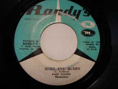 Skatalites - King And Queen