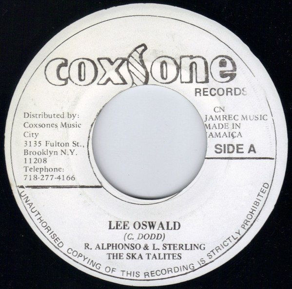 Skatalites - Lee Oswald / By My Side