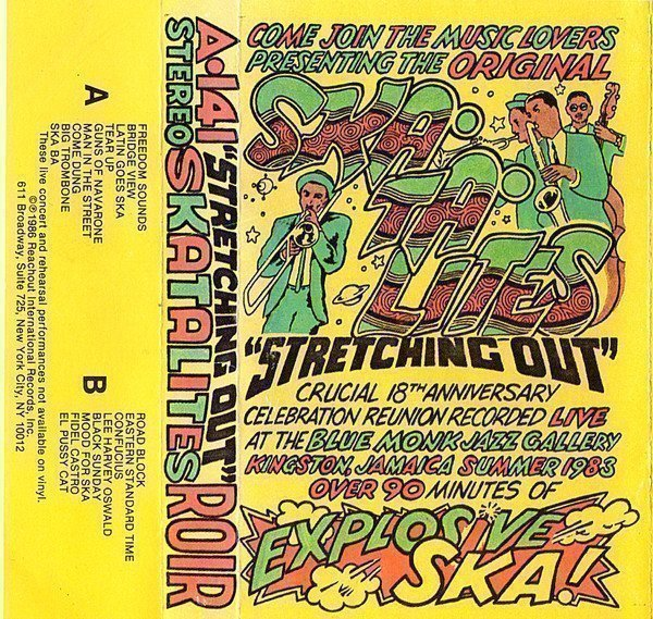 Skatalites - Stretching Out