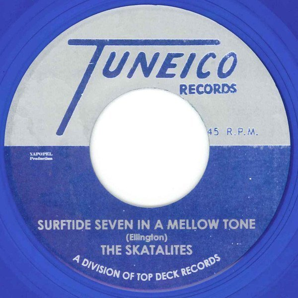 Skatalites - Surftide Seven In A Mellow Tone / Hungry Man