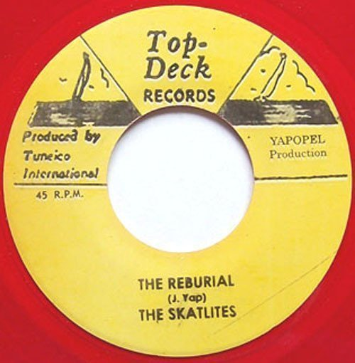 Skatalites - The Reburial / Love Will Find A Way