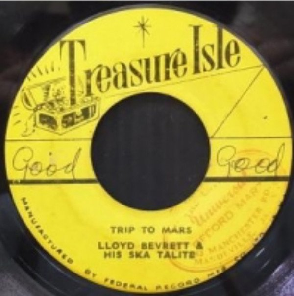 Skatalites - Trip To Mars / Bunch Of Rose