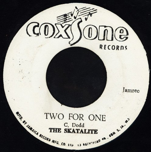 Skatalites - Two For One / Come Back To Me