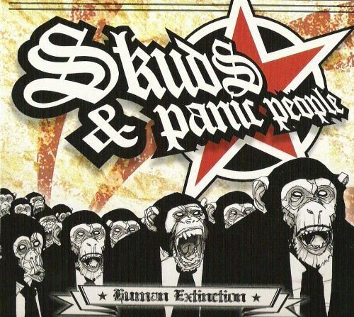 Skuds And Panic People - Human Extinction