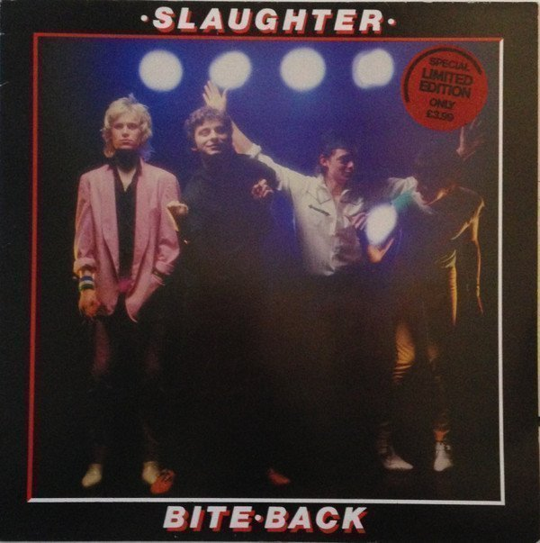 Slaughter And The Dogs - Bite Back