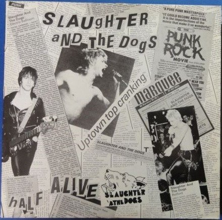Slaughter And The Dogs - Twist & Turn