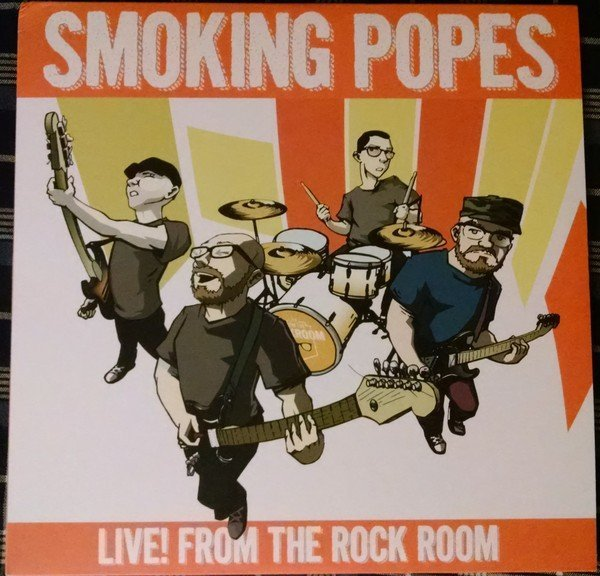 Smoking Popes - Live! From The Rock Room