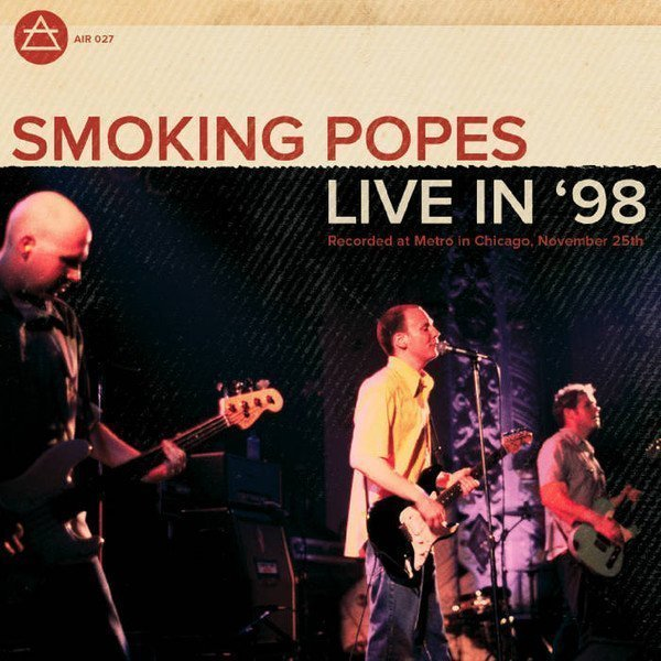 Smoking Popes - Live In