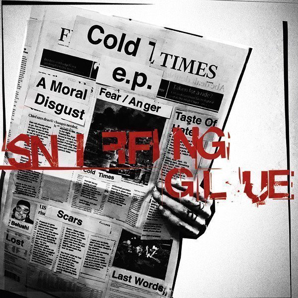 Sniffing Glue - Cold Times E. P.
