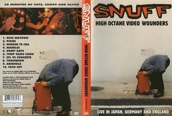 Snuff - High Octane Video Wounders