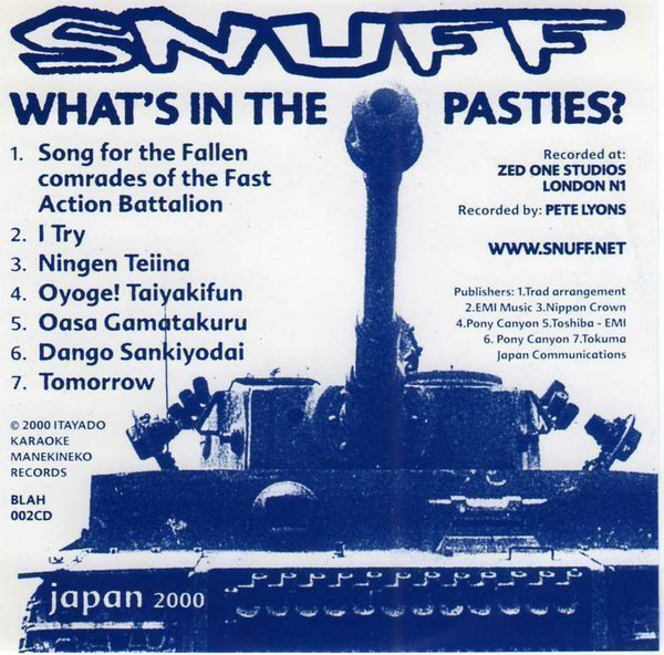 Snuff - What