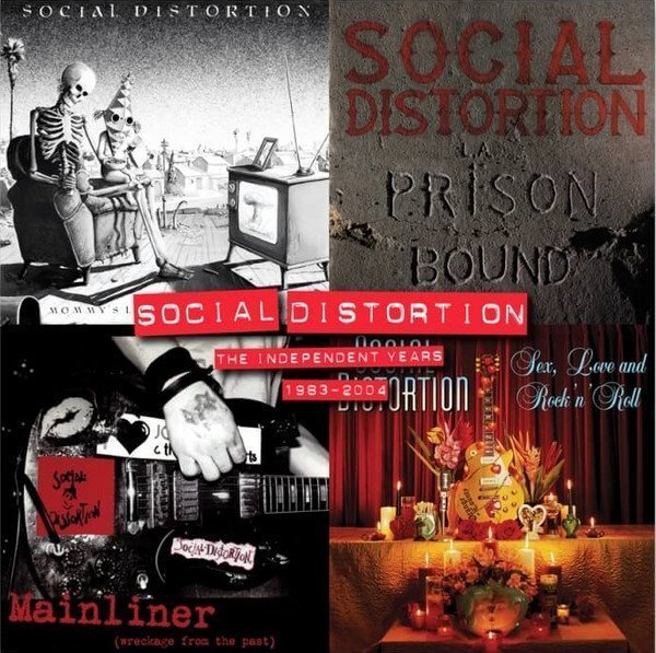 Social Distortion - The Independent Years 1983-2004