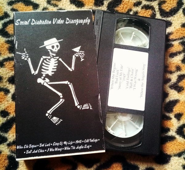 Social Distortion - Video Discography