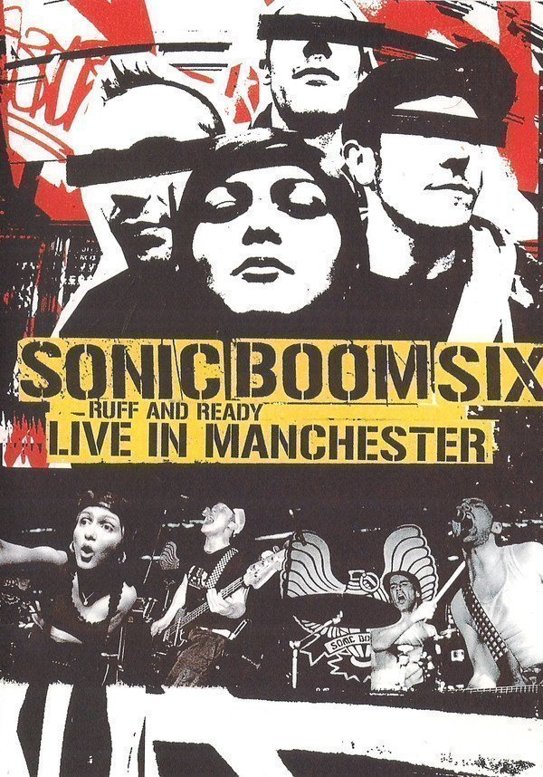 Sonic Boom Six - Ruff And Ready Live In Manchester