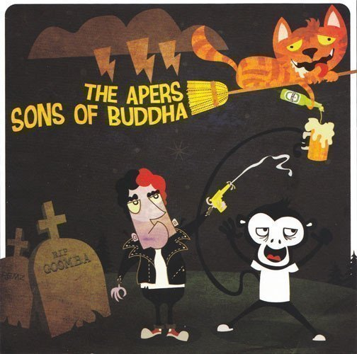 Sons Of Buddha - The Apers / Sons Of Buddha