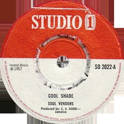 Soul Vendours - Cool Shade / I Need You