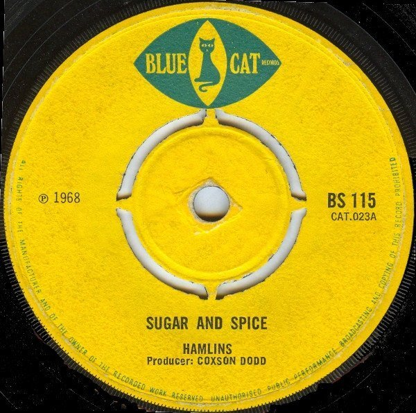 Soul Vendours - Sugar And Spice / Mercy Mercy Mercy