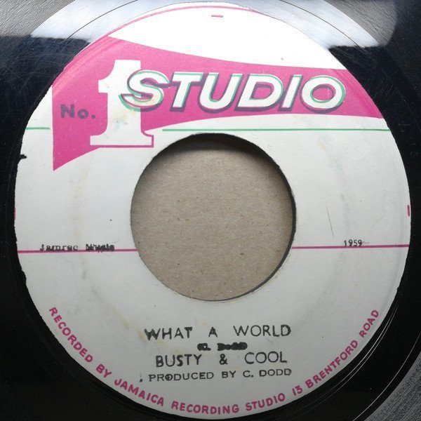 Soul Vendours - What A World / Darker Shade Of Black