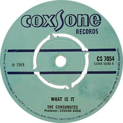 Soul Vendours - What Is It / Musical Happiness