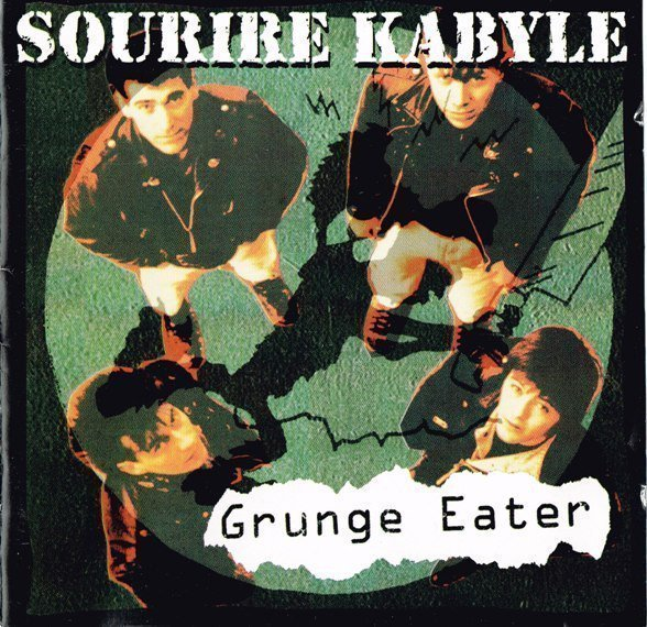 Sourire Kabyle - Grunge Eater