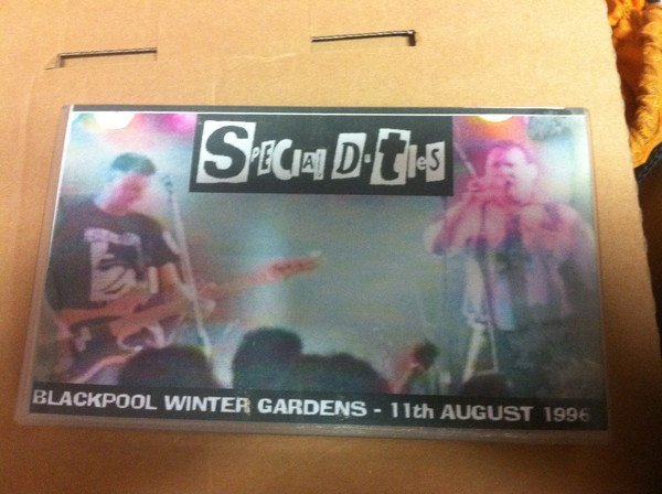 Special Duties - Live At Blackpool 1996