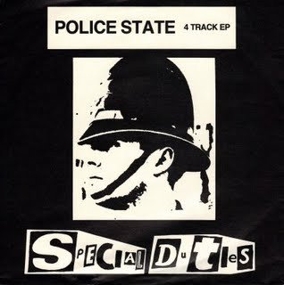 Special Duties - Police State (4 Track EP)