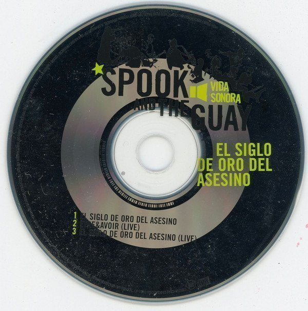 Spook And The Guay - El Siglo De Oro Del Asesino