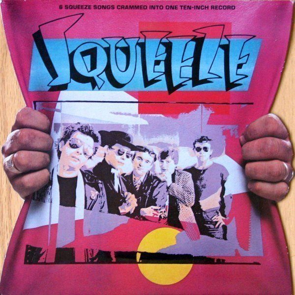 Squeeze - 6 Squeeze Songs Crammed Into One Ten-inch Record