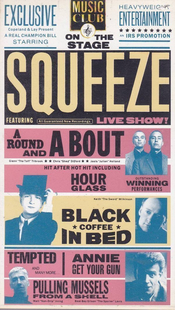Squeeze - A Round And A Bout