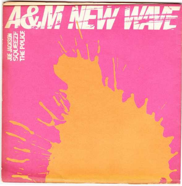 Squeeze - A&M New Wave