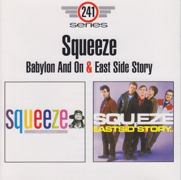 Squeeze - Babylon And On / East Side Story