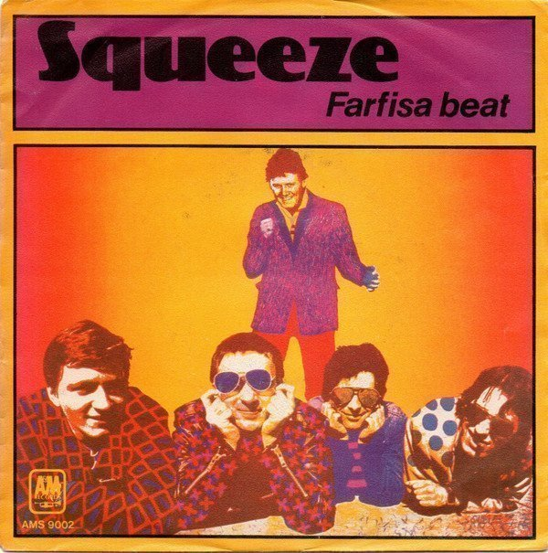 Squeeze - Farfisa Beat