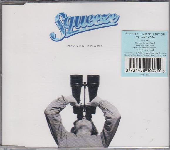 Squeeze - Heaven Knows