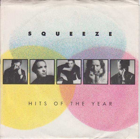 Squeeze - Hits Of The Year