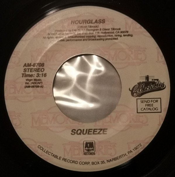 Squeeze - Hourglass / Pulling Mussels (From The Shell)