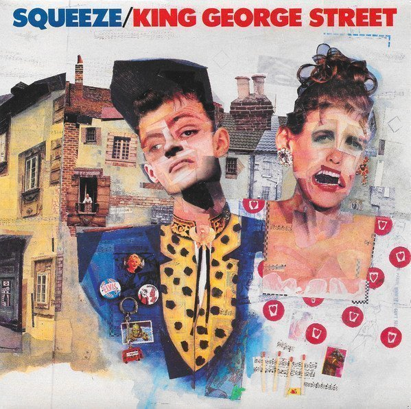 Squeeze - King George Street
