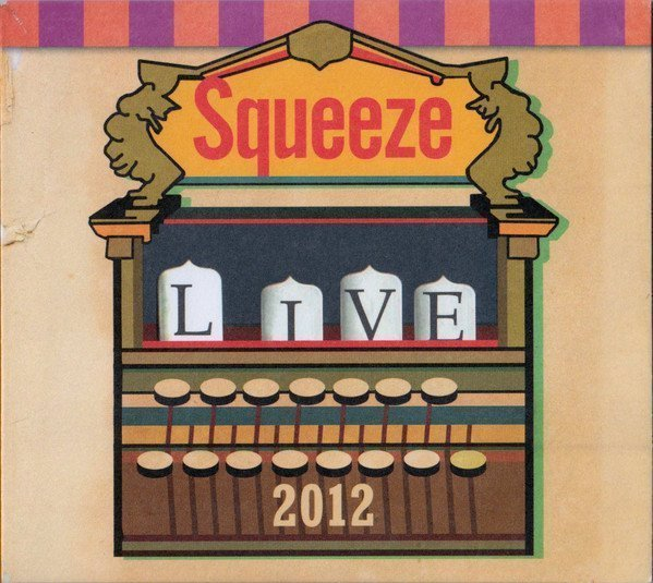 Squeeze - Live 2012 [O2 Academy, Glasgow, 9th December]