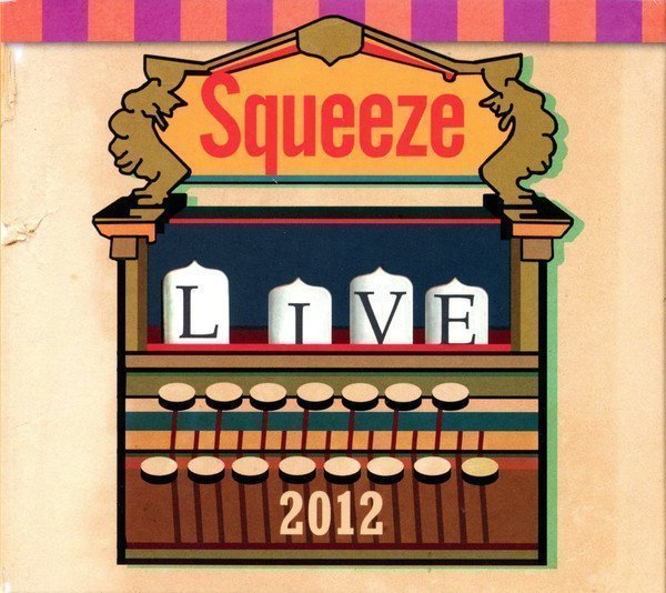 Squeeze - Live 2012 [University Of East Anglia, Norwich, 16th December]