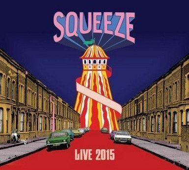 Squeeze - Live 2015 (Glasgow Royal Concert Hall, 23rd October 2015)
